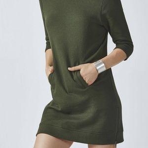 Fabletics Dresses - Fabletics Elena Fleece Dress with Pockets